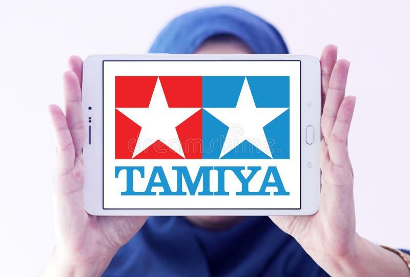 Λογότυπο εταιριών Tamiya στοκ εικόνες με δικαίωμα ελεύθερης χρήσης