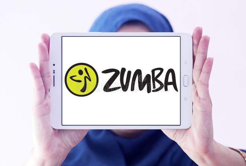 Λογότυπο ικανότητας Zumba στοκ φωτογραφίες με δικαίωμα ελεύθερης χρήσης