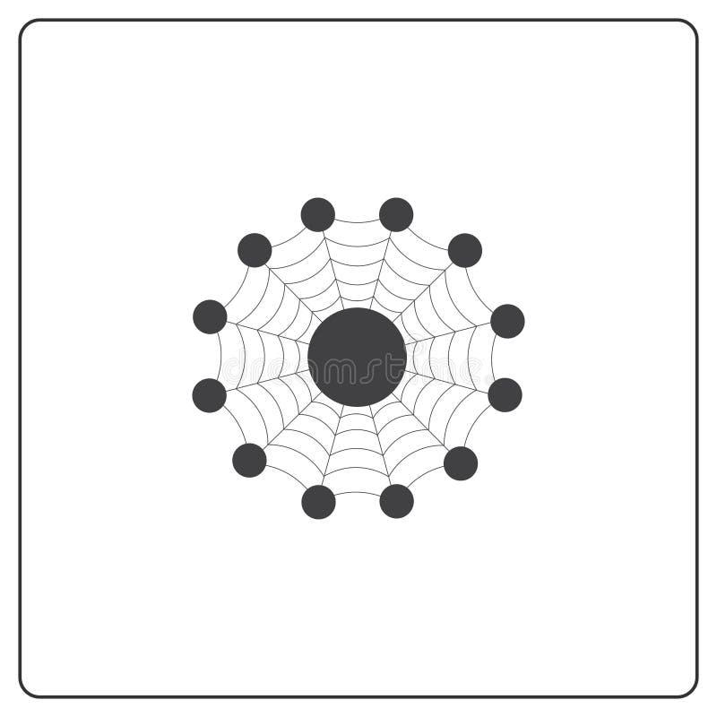 Λογότυπο και εικονίδιο για τα κρίσιμα συστήματα διαχείρισης Διαχείριση αποθηκών εμπορευμάτων στοκ φωτογραφίες με δικαίωμα ελεύθερης χρήσης