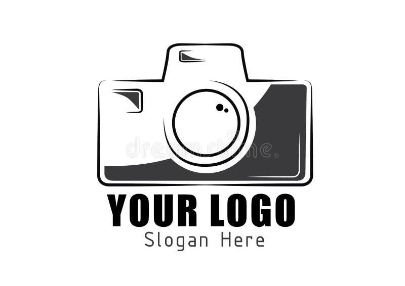 Λογότυπο καμερών στοκ φωτογραφία με δικαίωμα ελεύθερης χρήσης