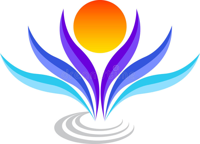 λογότυπο μοντέρνο διανυσματική απεικόνιση