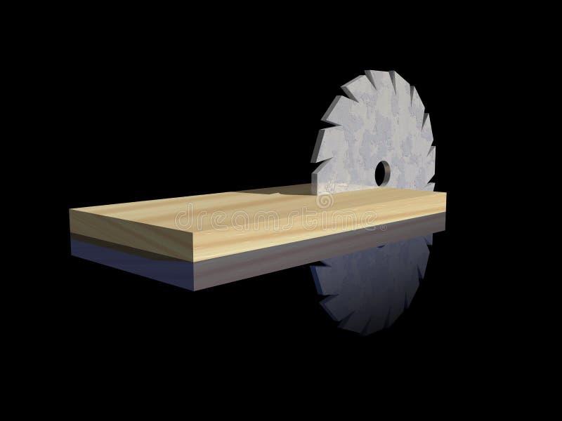 λογότυπο ξυλουργών διανυσματική απεικόνιση