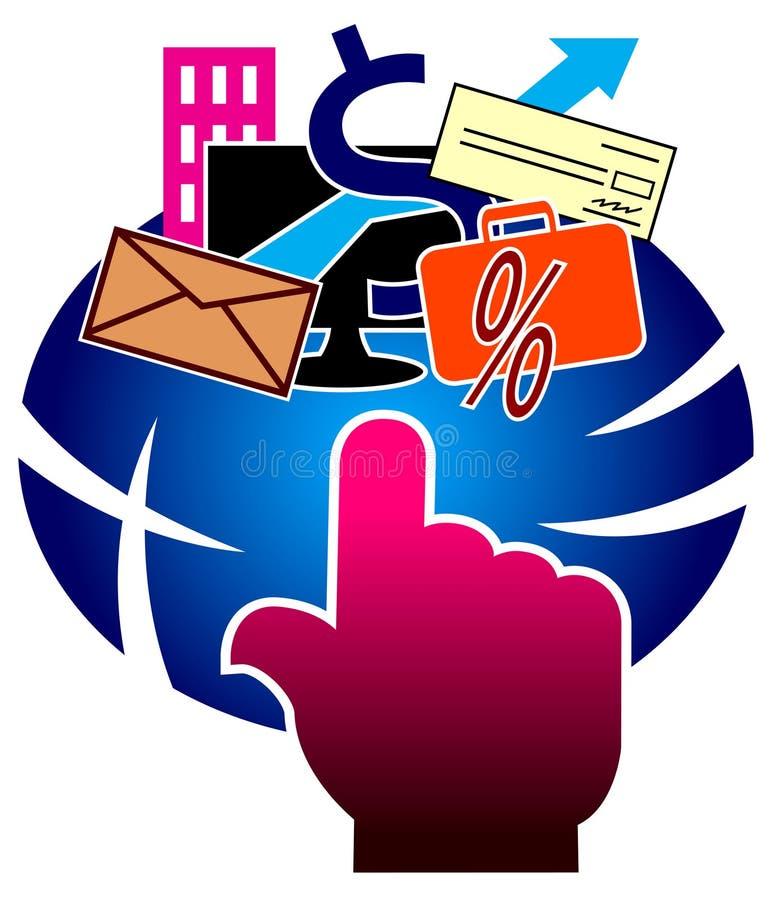 λογότυπο πιστωτικής κα&lambd απεικόνιση αποθεμάτων