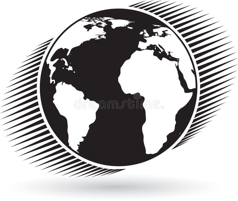 λογότυπο σφαιρών απεικόνιση αποθεμάτων