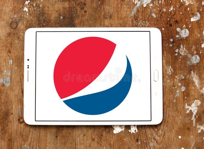 Λογότυπο της Pepsi στοκ εικόνα με δικαίωμα ελεύθερης χρήσης