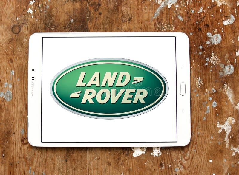 Λογότυπο του Land Rover στοκ εικόνα με δικαίωμα ελεύθερης χρήσης