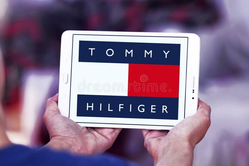Λογότυπο του Tommy hilfiger στοκ εικόνα με δικαίωμα ελεύθερης χρήσης