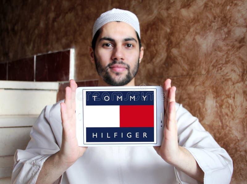 Λογότυπο του Tommy hilfiger στοκ εικόνα