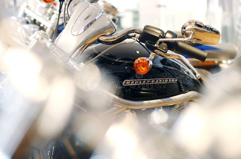 Λογότυπο Davidson Harley στοκ φωτογραφίες