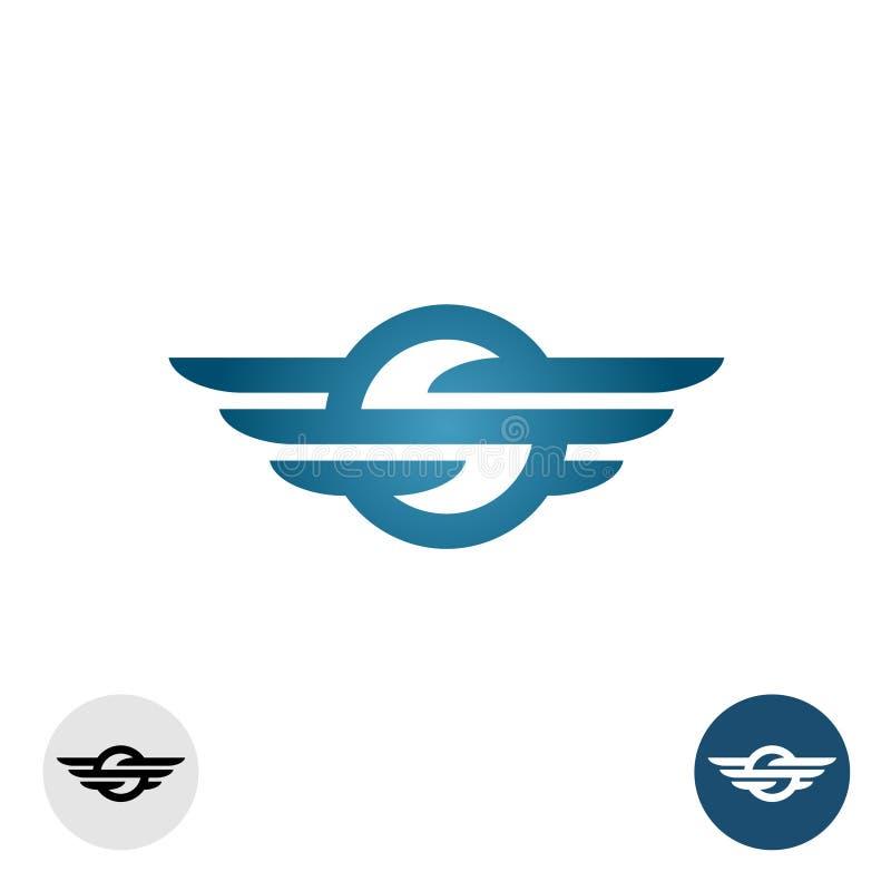λογότυπο s επιστολών ελεύθερη απεικόνιση δικαιώματος