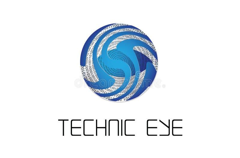 Λογότυπο TE απεικόνιση αποθεμάτων