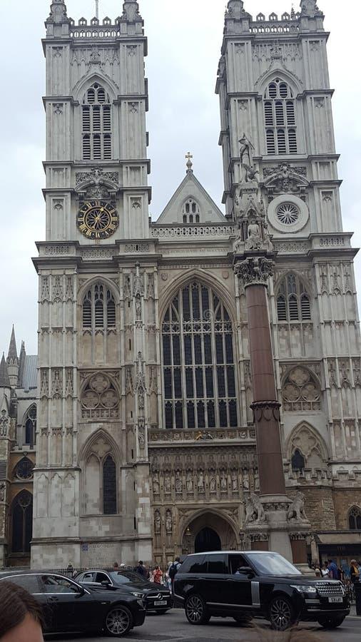 Λονδίνο μοναστήρι του Westminster στοκ εικόνα με δικαίωμα ελεύθερης χρήσης