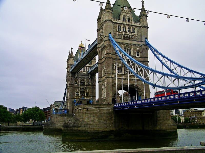 Λονδίνο, πύργος, γέφυρα πύργων στοκ φωτογραφίες