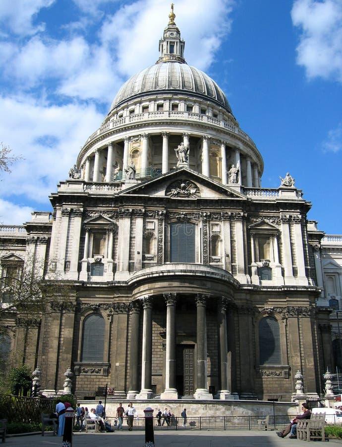 Λονδίνο Paul ST στοκ εικόνα