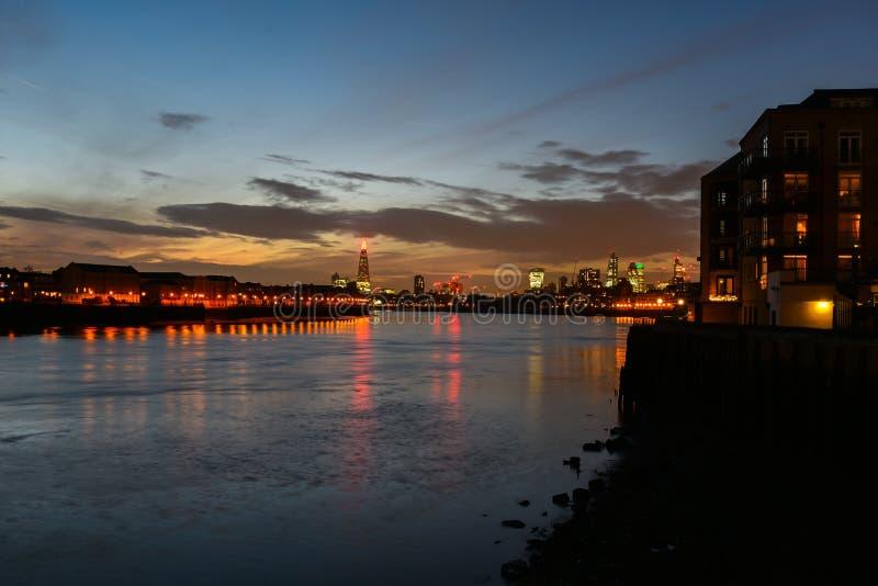 Λονδίνο Shard στοκ εικόνες με δικαίωμα ελεύθερης χρήσης