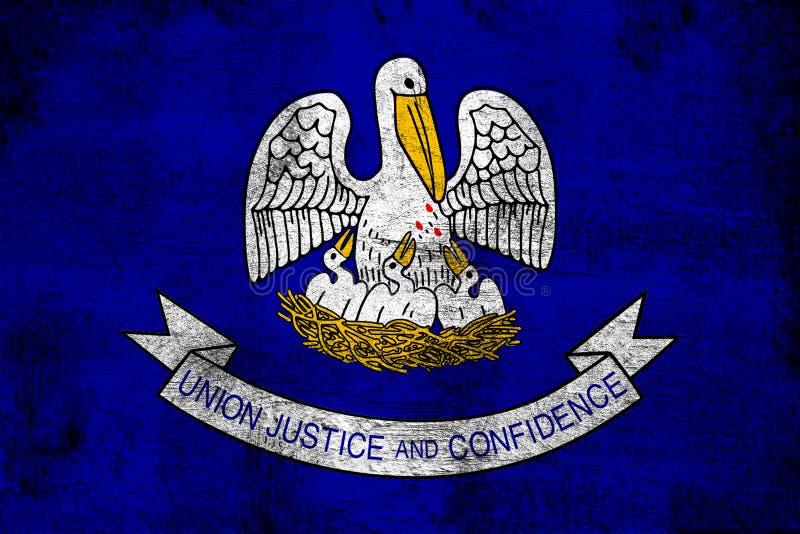 Λουιζιάνα ελεύθερη απεικόνιση δικαιώματος