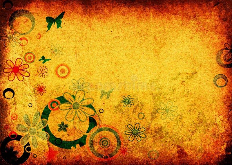 λουλούδια σχεδίου απεικόνιση αποθεμάτων