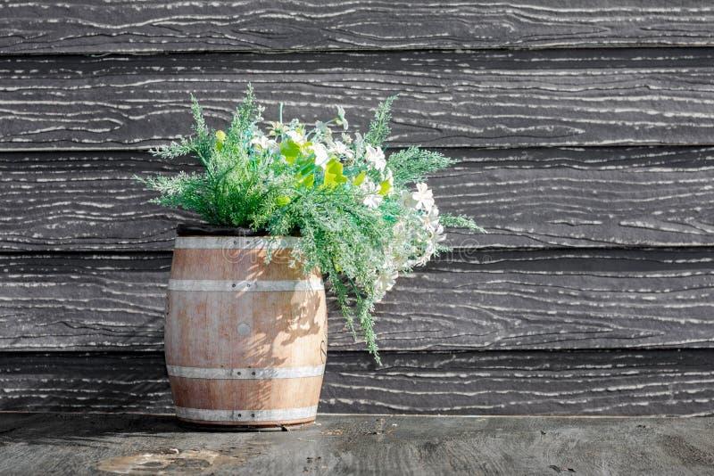 Λουλούδι διακοσμήσεων ζυθοποιείων στοκ εικόνες