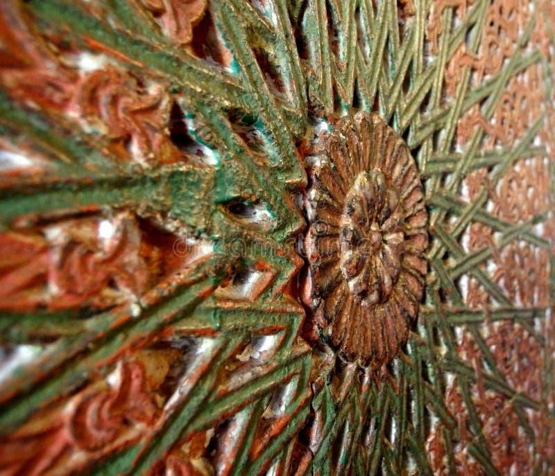 Λουλούδι πετρών Coolorful στοκ εικόνες