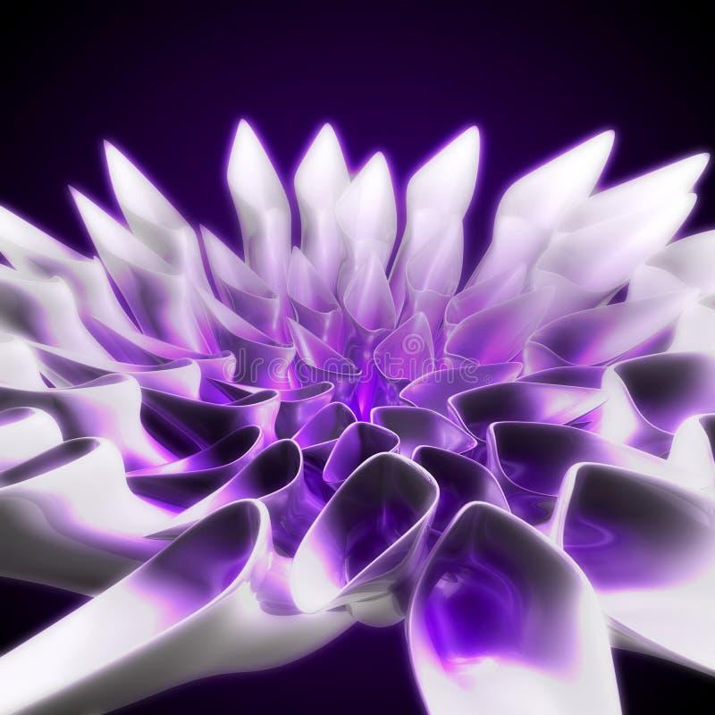 λουλούδι που καθίστατ&al ελεύθερη απεικόνιση δικαιώματος