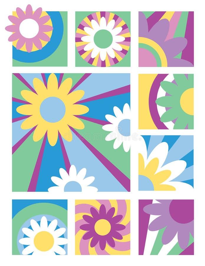 λουλούδι συλλογής νε& ελεύθερη απεικόνιση δικαιώματος