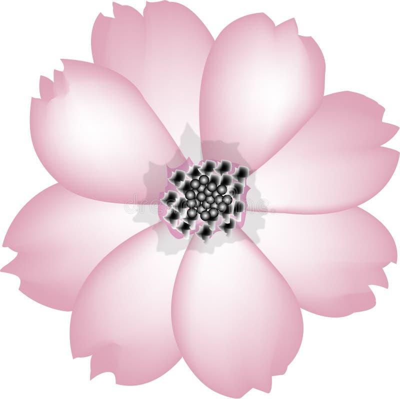 λουλούδι διανυσματική απεικόνιση