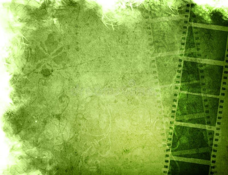 λουρίδα ταινιών ανασκοπή&si ελεύθερη απεικόνιση δικαιώματος