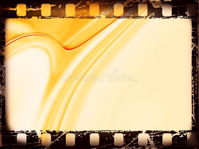 λουρίδα ταινιών διανυσματική απεικόνιση