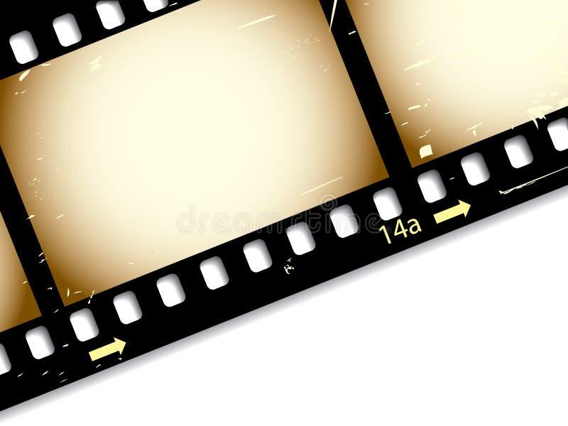 λουρίδα ταινιών ελεύθερη απεικόνιση δικαιώματος