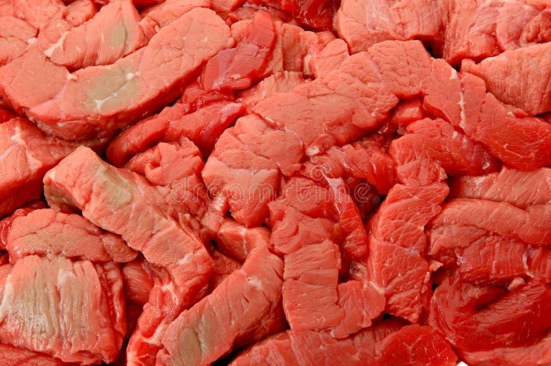 λουρίδες βόειου κρέατος Στοκ φωτογραφία με δικαίωμα ελεύθερης χρήσης