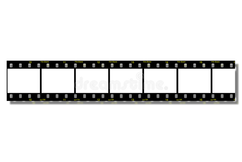 λουρίδες μονοπατιών ταινιών συνδετήρων διανυσματική απεικόνιση