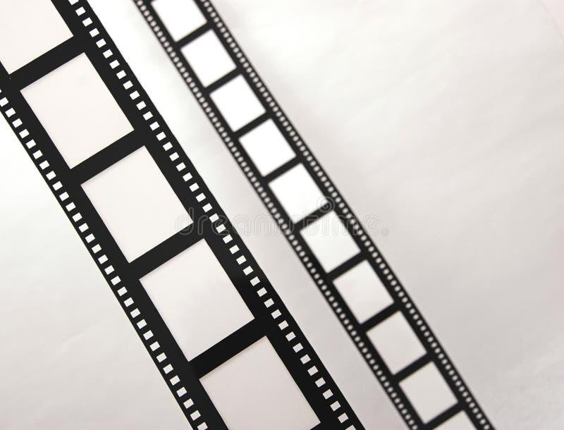 λουρίδες ταινιών στοκ εικόνα