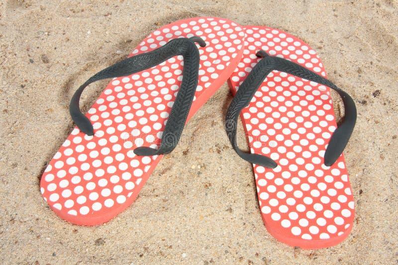 λουριά άμμου στοκ εικόνες με δικαίωμα ελεύθερης χρήσης