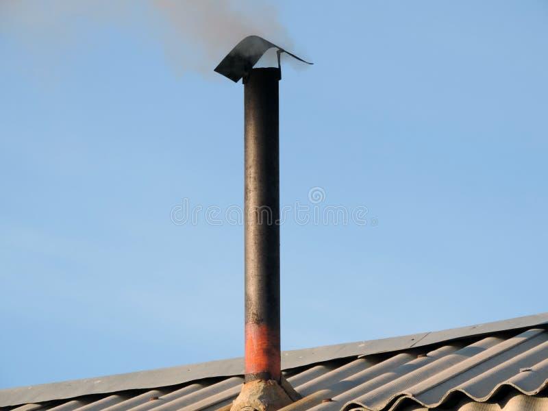 Λουτρά καπνοδόχων στοκ εικόνα με δικαίωμα ελεύθερης χρήσης