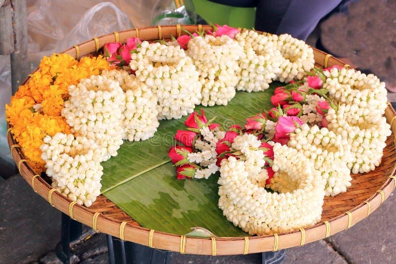 Λουλούδια για την προσευχή στοκ φωτογραφία με δικαίωμα ελεύθερης χρήσης