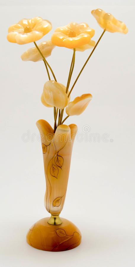 Λουλούδι από ένα δέντρο, ηλέκτρινο χρώμα στοκ φωτογραφίες με δικαίωμα ελεύθερης χρήσης