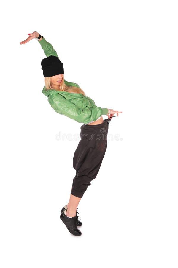 λυκίσκος ισχίων κοριτσ&io στοκ εικόνα