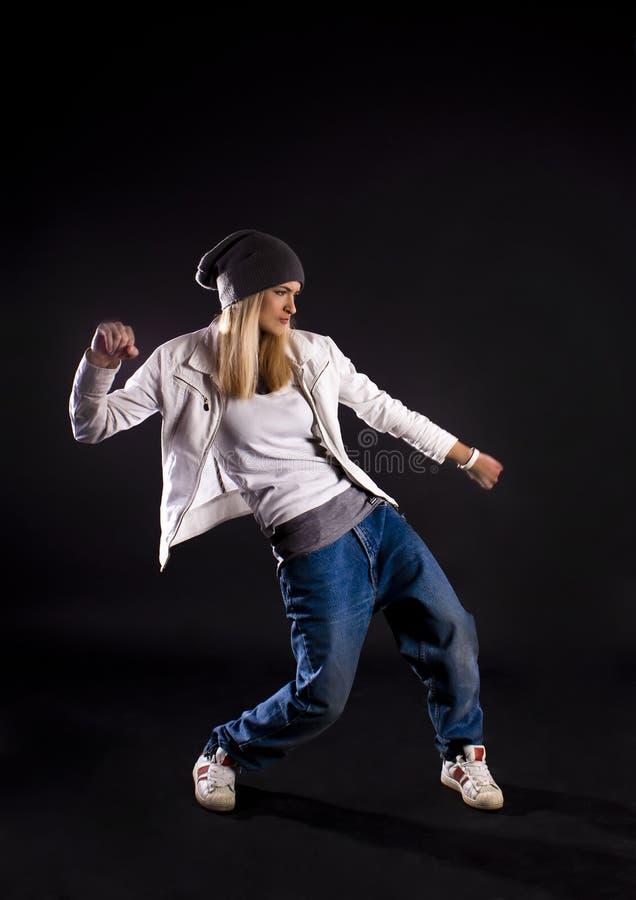 λυκίσκος ισχίων χορού σύ&ga στοκ εικόνες με δικαίωμα ελεύθερης χρήσης