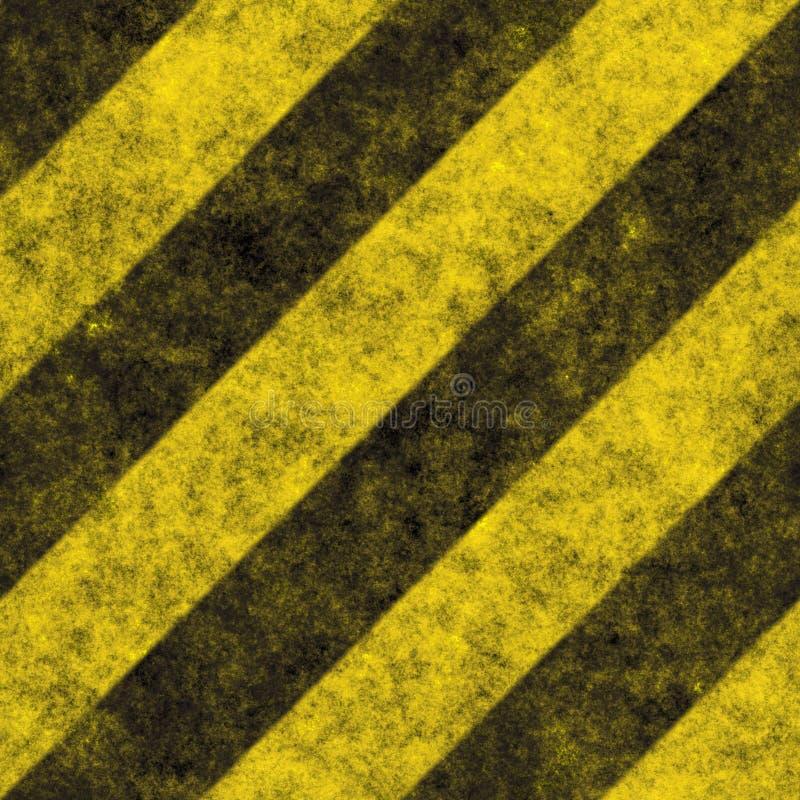 λωρίδες κινδύνου απεικόνιση αποθεμάτων