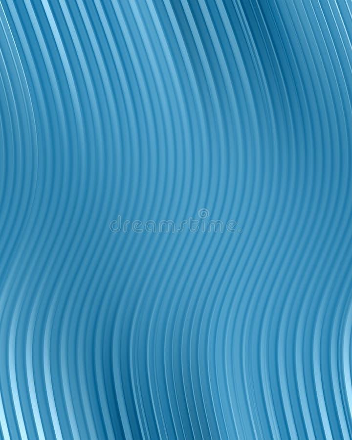 λωρίδες κυματιστά απεικόνιση αποθεμάτων