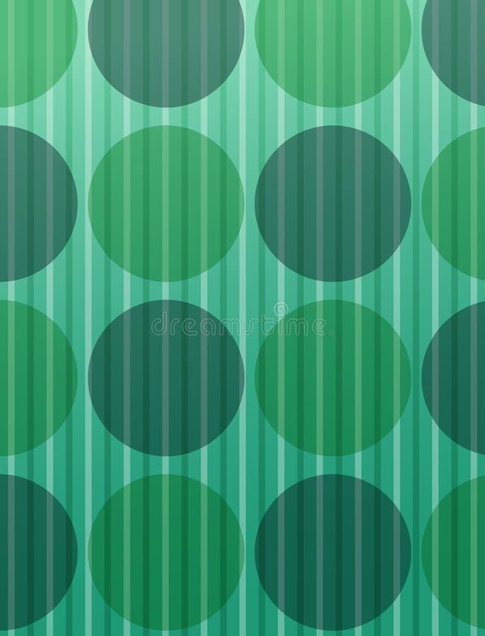 λωρίδες κύκλων ανασκόπησ απεικόνιση αποθεμάτων