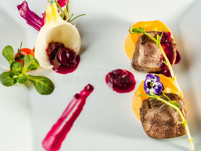 Λωρίδα βόειου κρέατος mignon στοκ εικόνες με δικαίωμα ελεύθερης χρήσης