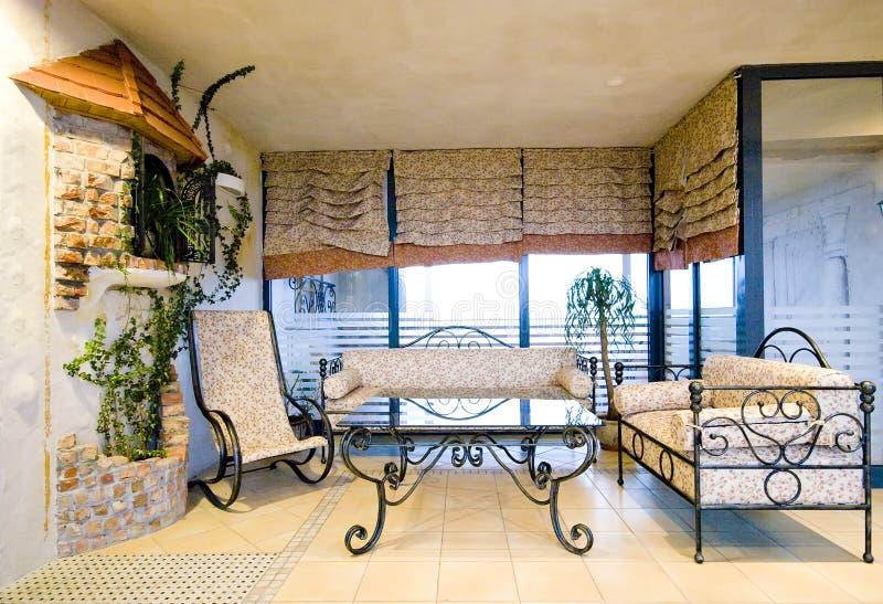 λόμπι ξενοδοχείων στοκ φωτογραφίες με δικαίωμα ελεύθερης χρήσης