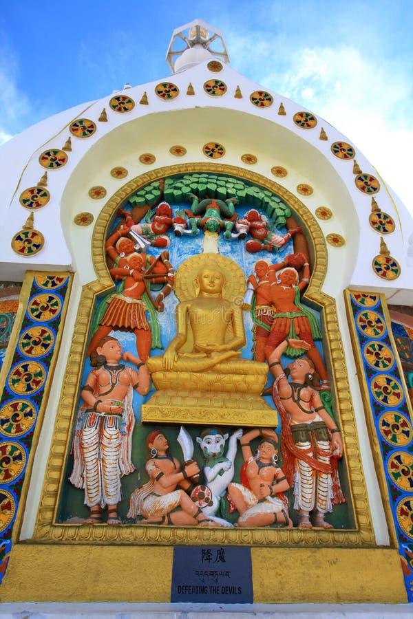 Λόρδος Βούδας στοκ φωτογραφία με δικαίωμα ελεύθερης χρήσης
