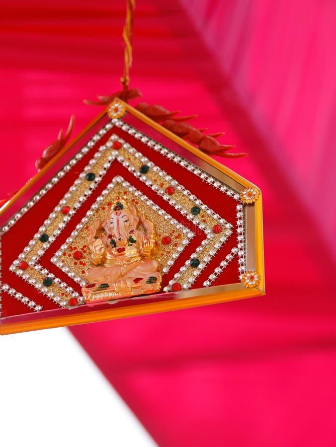 Λόρδος Ganesha, άγαλμα χαλκού ganesha Λόρδου στοκ εικόνες