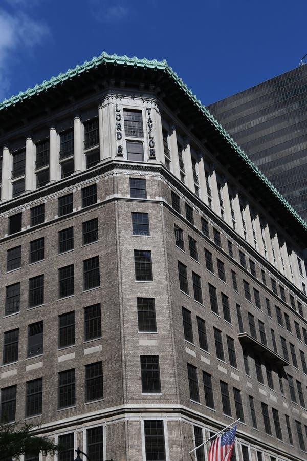 Λόρδος & Taylor που ενσωματώνουν την πόλη της Νέας Υόρκης στοκ εικόνες με δικαίωμα ελεύθερης χρήσης