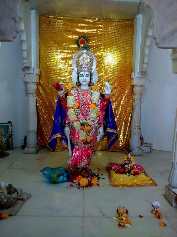 Λόρδος Krishna στοκ εικόνα με δικαίωμα ελεύθερης χρήσης