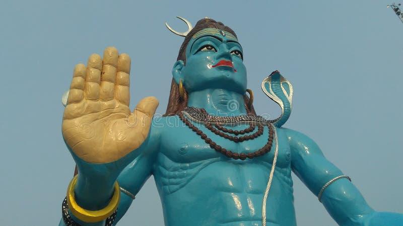 Λόρδος Shiva στοκ εικόνες