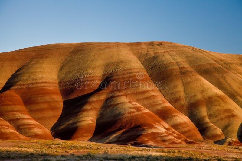 λόφοι που χρωματίζονται στοκ εικόνες