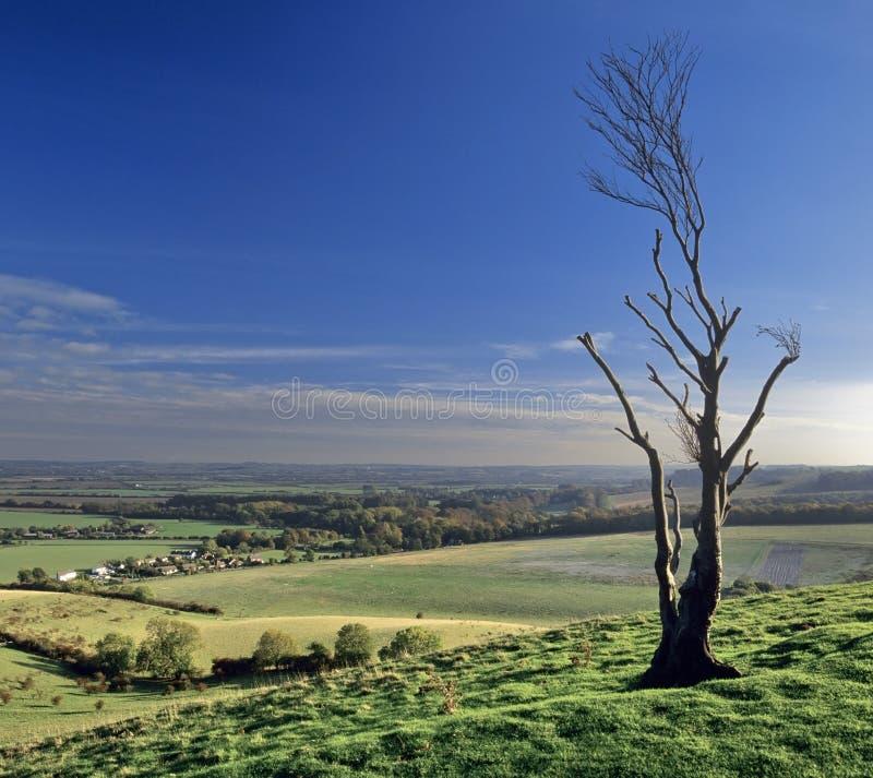 λόφοι pegston στοκ φωτογραφίες